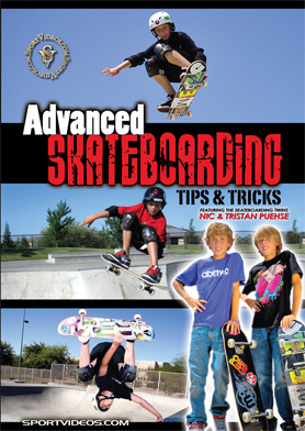Advanced Skateboarding Tips & Tricks